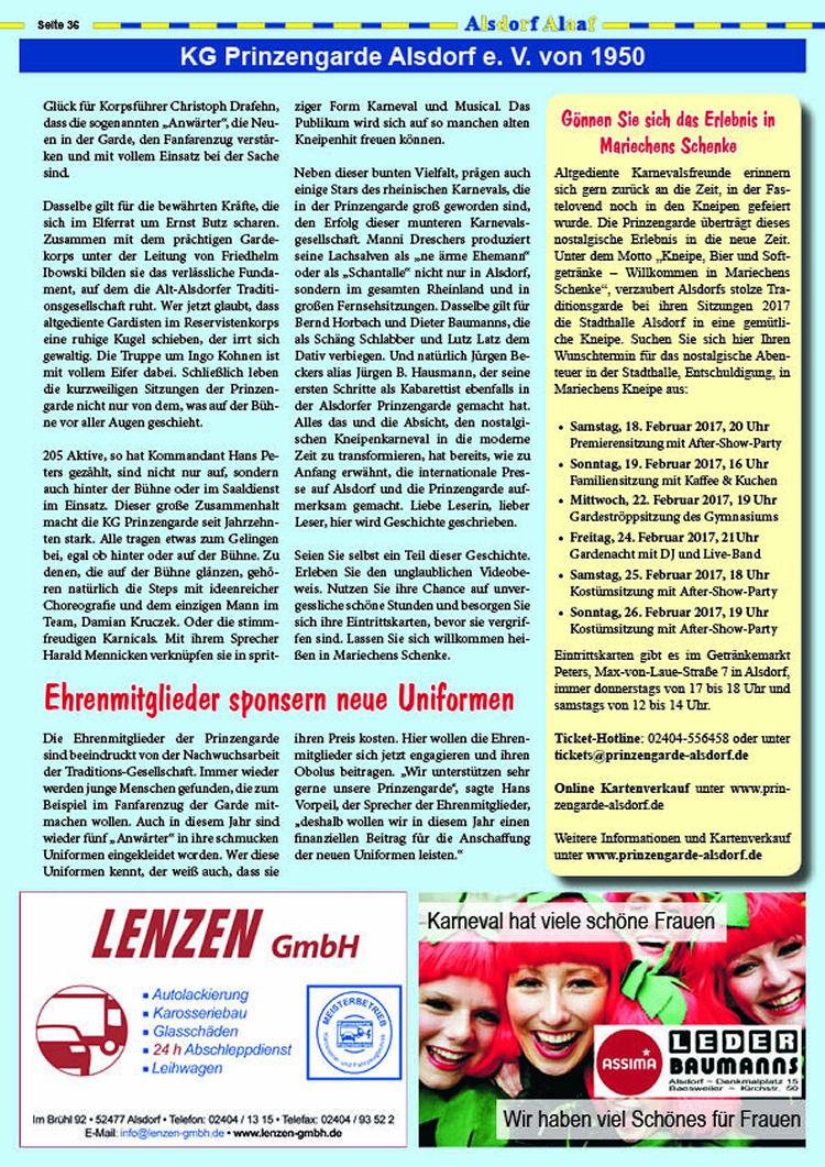 Karnevalszeitung